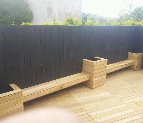 Nos autres projets de terrasse en bois